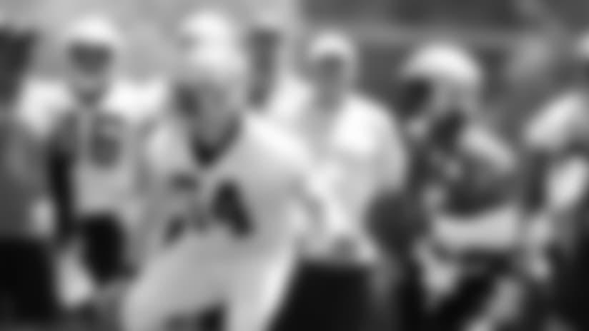 Best of Rookie Mini Camp: Saints offensive picks