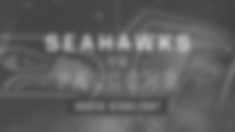 Seahawks vs Falcons: Sheldon Richardson Sack