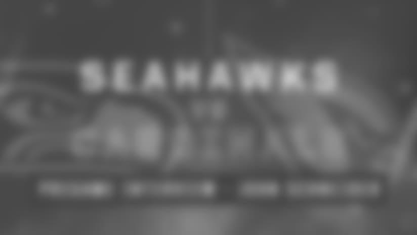 Seahawks vs Cardinals: John Schneider Pregame Interview