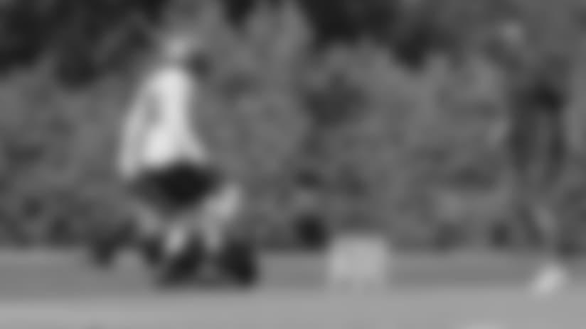 #SeahawksCamp Highlight: Marcus Johnson Sideline Grab