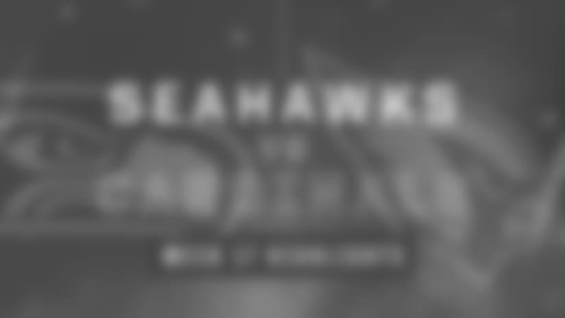 Seahawks vs Cardinals Highlights | Week 17