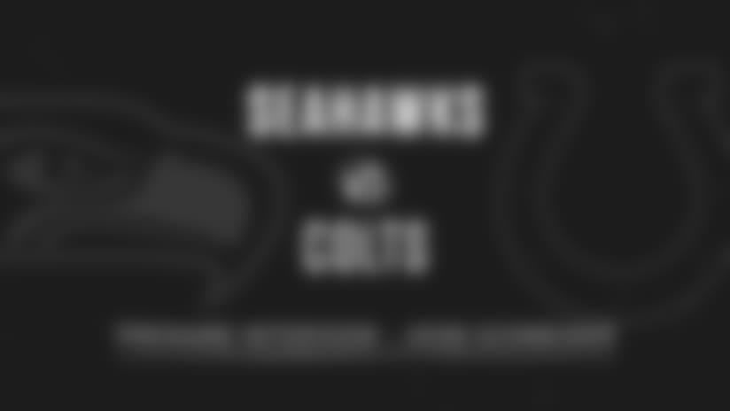 2018 Preseason Week 1: GM John Schneider Pregame Interview vs Colts