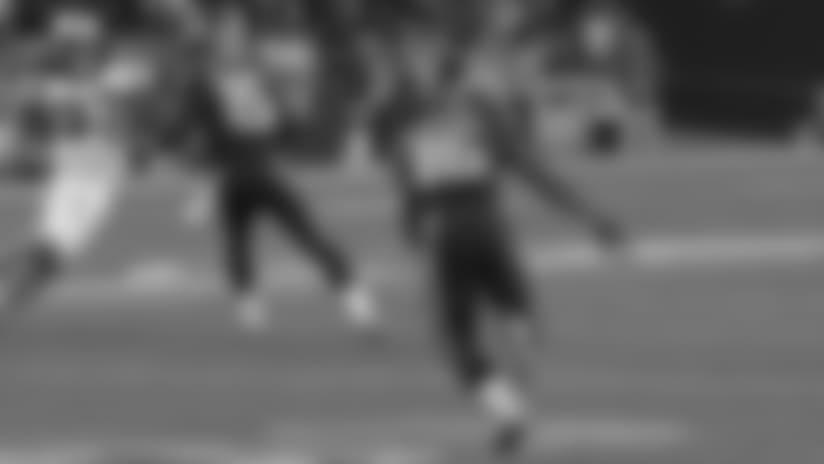 """Locker Room Sound vs Panthers: Tyler Lockett is """"Lightning Fast"""""""