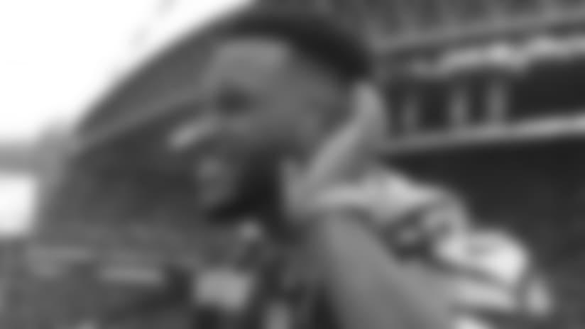12 Flag Raiser Interview - Robinson Cano