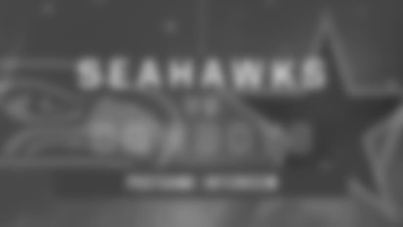 Seahawks at Cowboys: Doug Baldwin Postgame Interview
