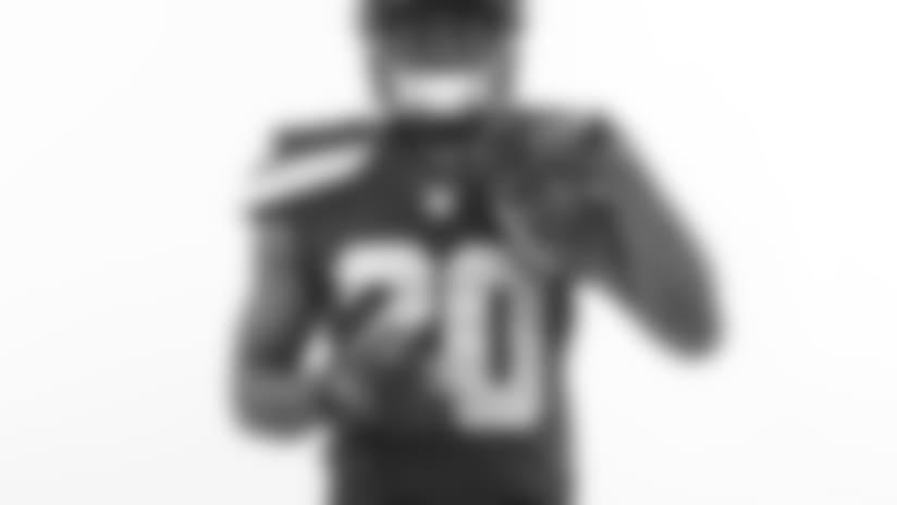 NFLPA Rookie Premiere: Seahawks Running Back Rashaad Penny