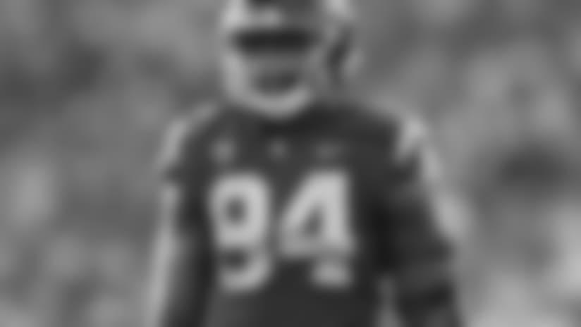 Seahawks 2018 NFL Draft Pick: DE Rasheem Green, No. 79 Overall