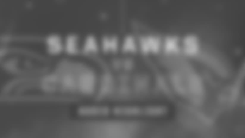 Seahawks vs Cardinals: Doug Baldwin 18 Yard Touchdown Catch