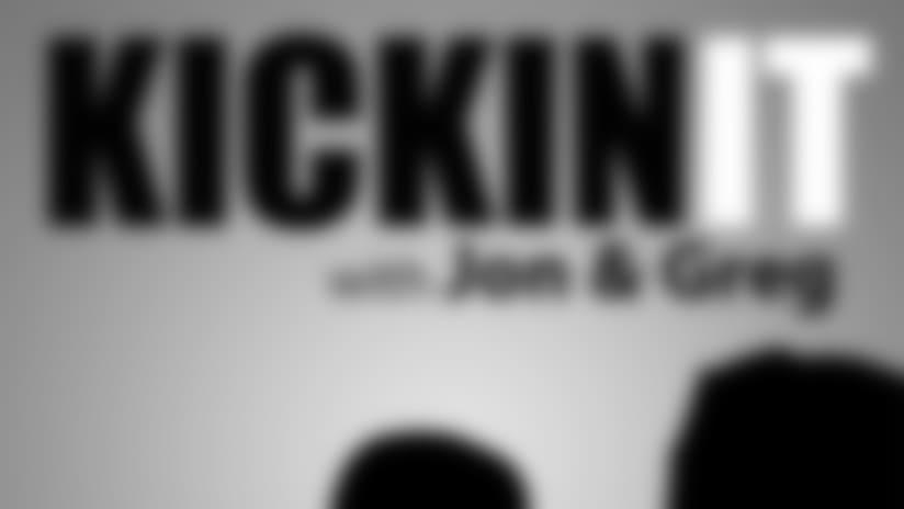 Kickin' It with Jon & Greg - Episode 33: Christmas Time