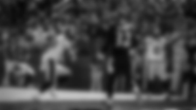 Steelers-Posición-Por-Posición: Receptor