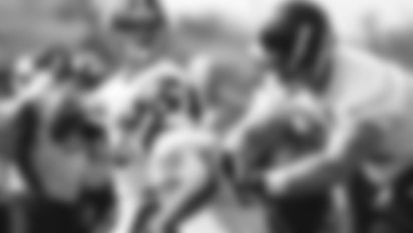 PHOTOS: 2018 Steelers rookie minicamp - 5/11