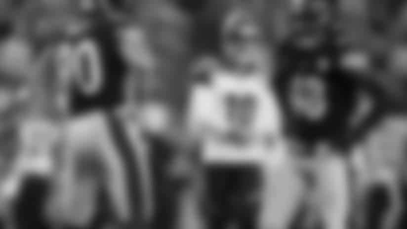 HIGHLIGHTS: Steelers OLB sacks in 2017