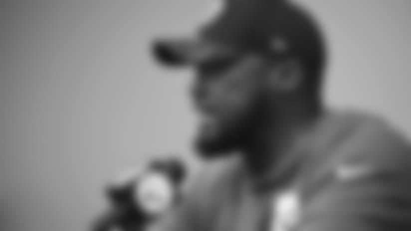 Tomlin talks Jarvis/James, updates injuries