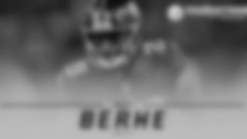 Los Steelers firmaron a Berhe