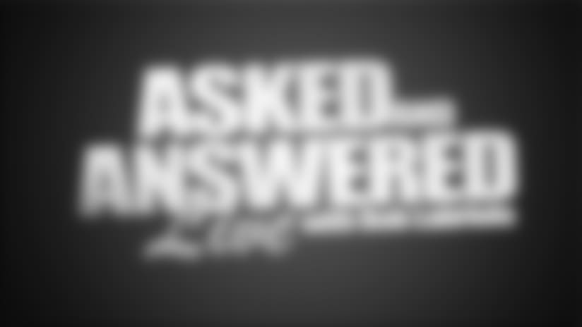 Asked and Answered LIVE: May 9