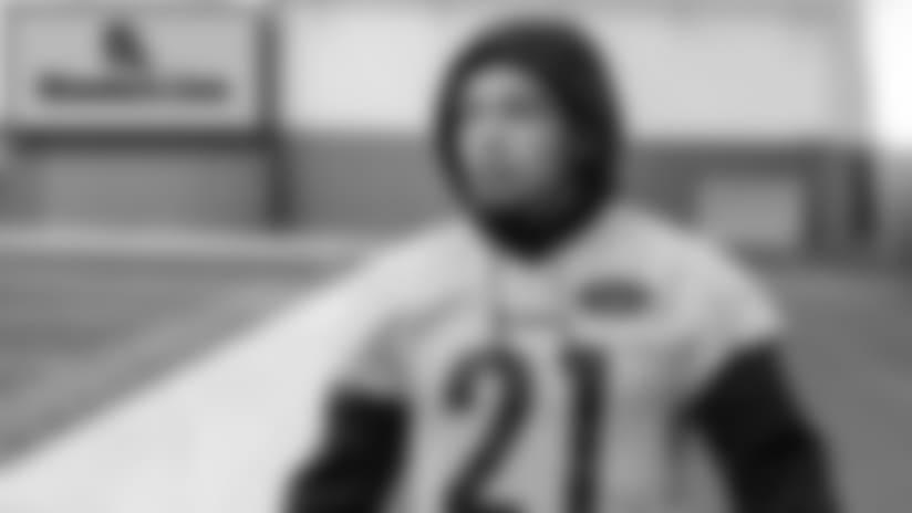 Practice Report: Patriots week - Day 1