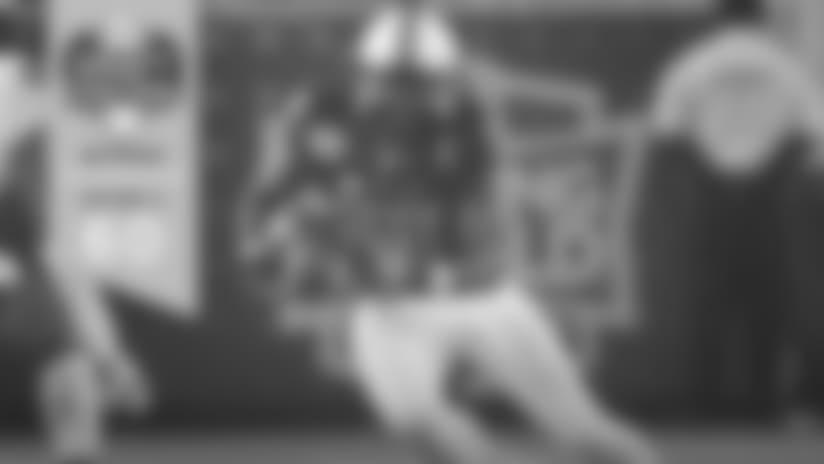 Los Steelers tuvieron tres selecciones en el segundo dia del NFL Draft 2018