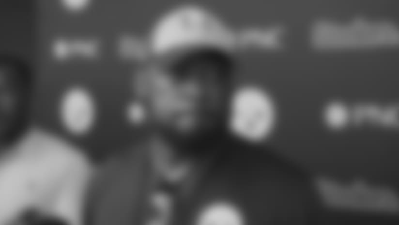 Coach Mike Tomlin spoke on the evaluation of working the roster down from 90 to 53