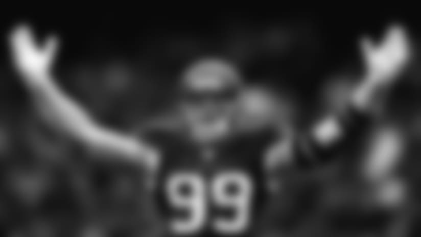 n a recent list predicting every team's potential Most Valuable Player this season, NFL.com expects J.J. Watt to do big things in 2018.