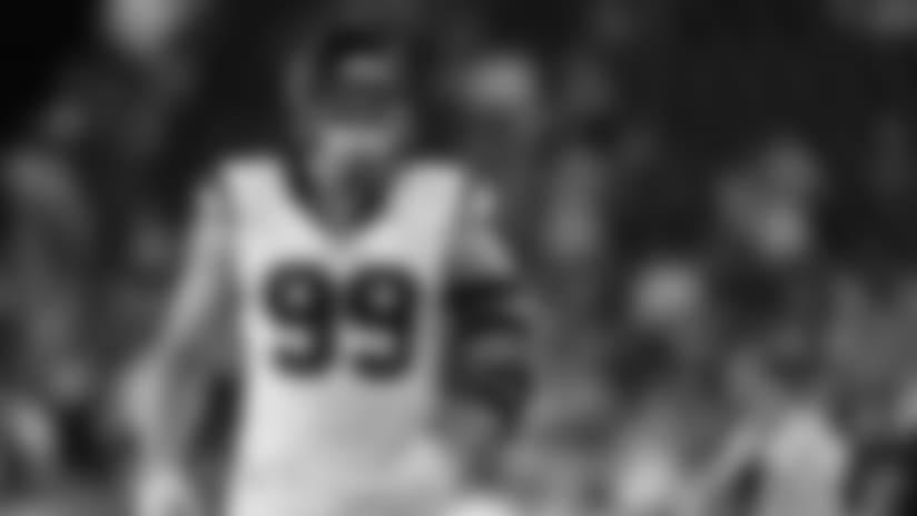 Why was J.J. Watt Sportsperson of the Year?