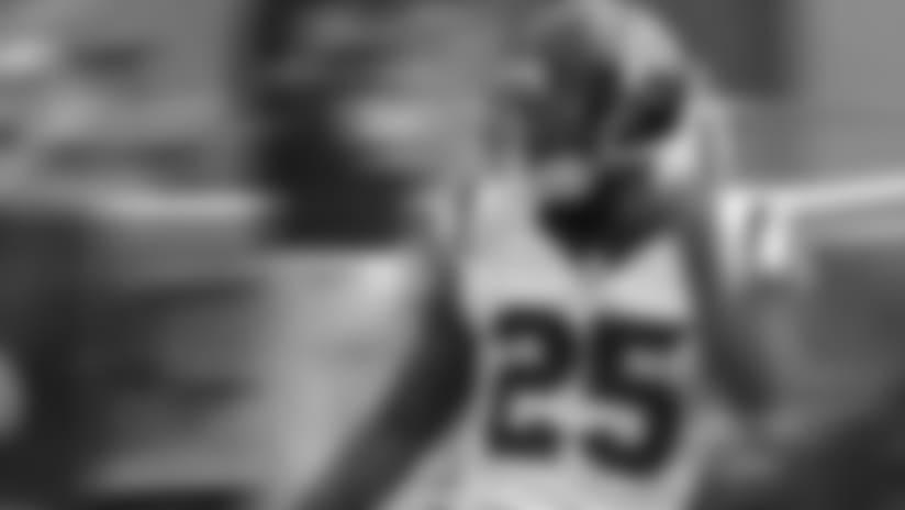 HIGHLIGHTS: Kareem Jackson's pick 6