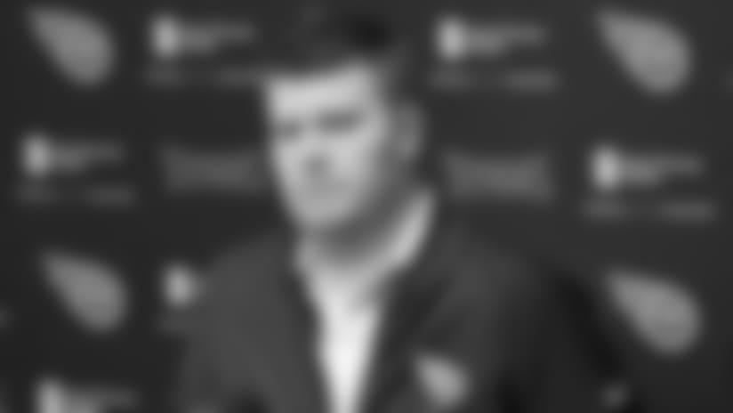 Titans GM Jon Robinson's Press Conference Transcript