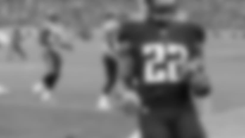 RB Derrick Henry's 2016 Season