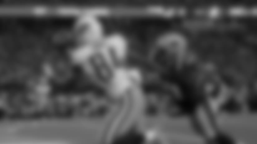 Field View: Corey Davis One-Handed TD