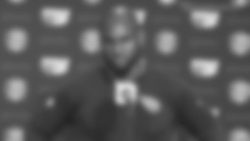 Rashaan Evans on Bonding with Other Rookies