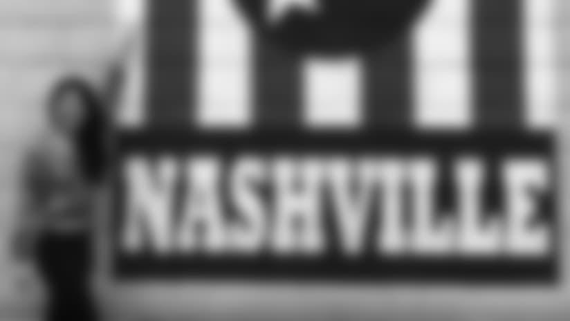 Meet Tennessee Titans Cheerleader Mari