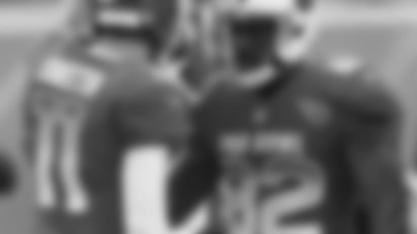 Delanie Walker Hauls in 4-yard TD from Alex Smith in Pro Bowl