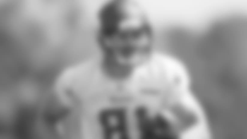 Notebook: Böhringer Improving, More Comfortable in Vikings Offense
