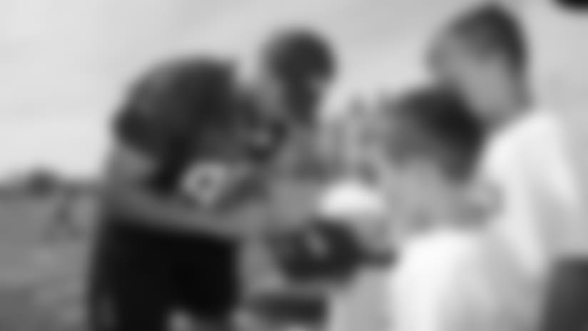Tashawn Bower, C.J. Ham and Carl Lee Join NFL Canada at Play 60 Camp in Winnipeg