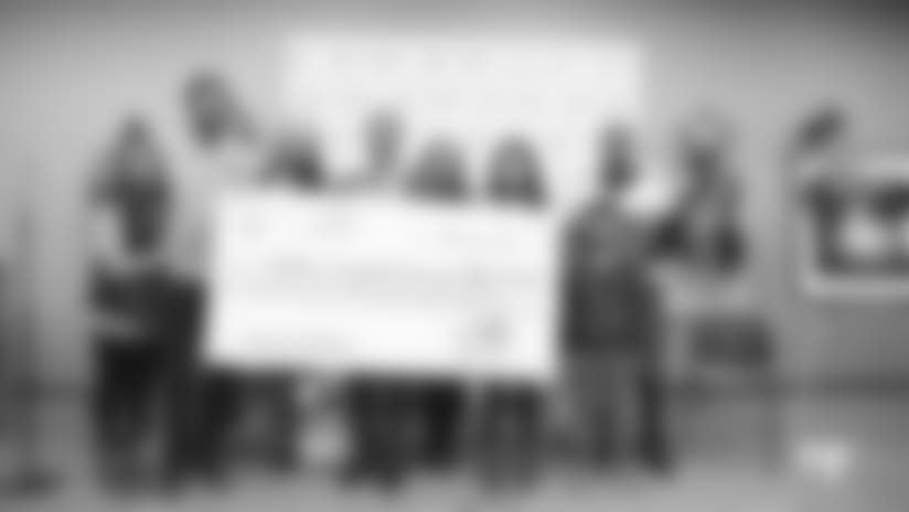 Saints Punter's Foundation Benefits Minnesota Children's Hospital