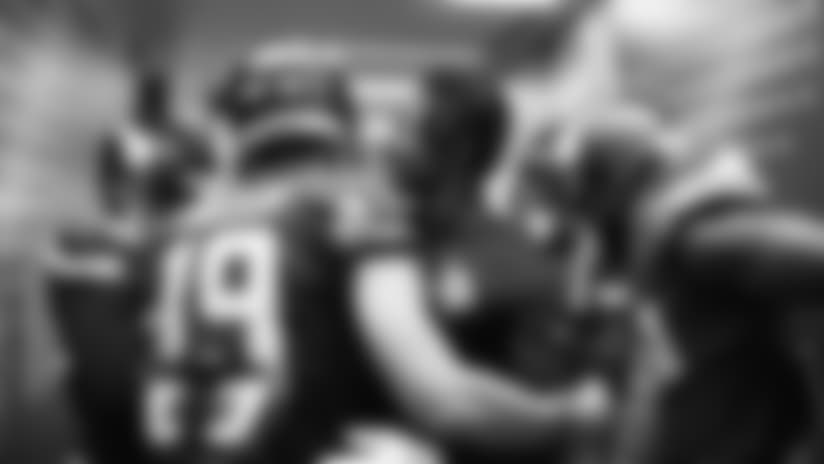 Pregame Photos: Vikings-Browns