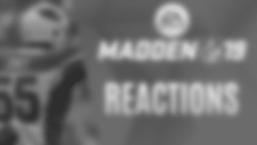 Madden Reactions