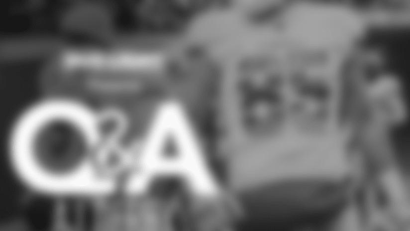 Q&A With AJ Derby