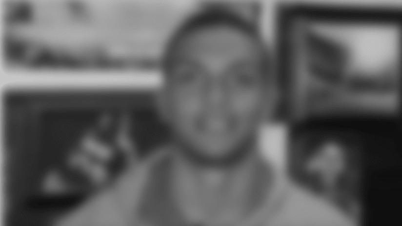 Rookie Journey: Mack Hollins