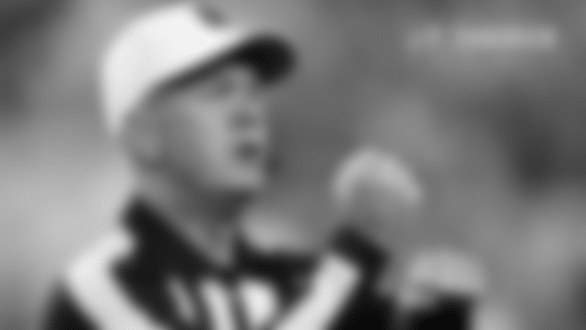 J.P. Shadrick Podcast: NFL referee John Parry