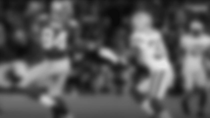 Redskins Radio: Czabe: Richardson Jr., On Who He Idolized Growing Up