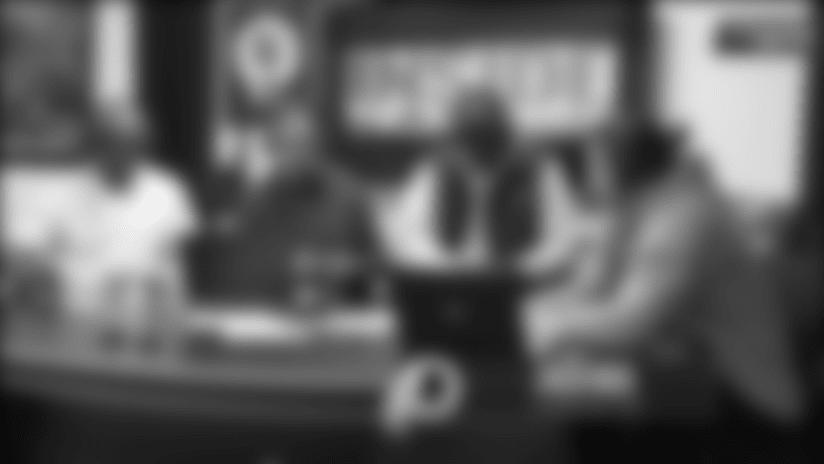 Redskins Radio: ITLR: Zach Vigil On Foster And Brown