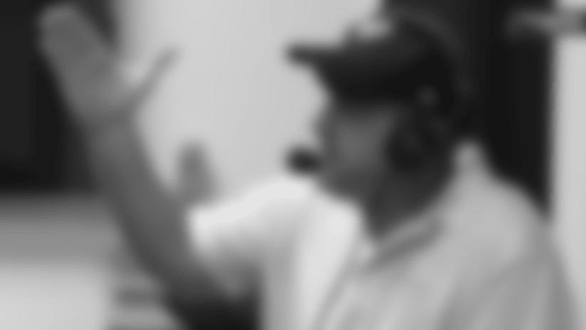 Redskins Radio: Cooley: Coach Gruden Loves Richardson's Speed