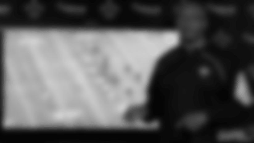 Saints 2015 Film Study: Terron Armstead