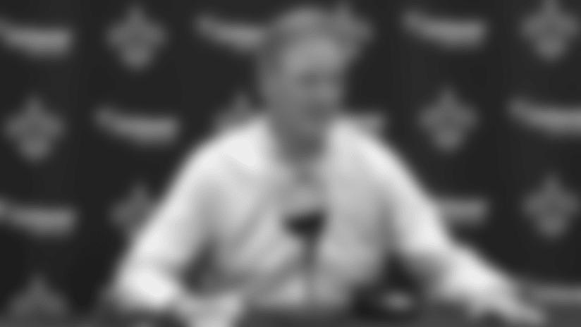 Saints Draft: Mickey Loomis Post-Draft Presser