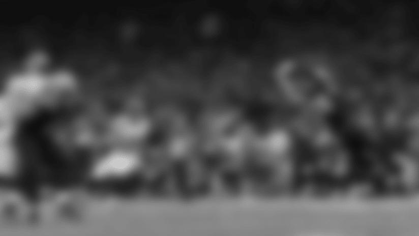 Saints Mid-Season Review: Nate Stupar Interception