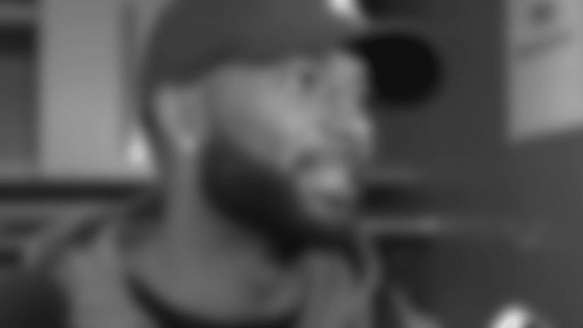 "Locker Room Sound vs Texans: Paul Richardson Shows His ""Big Play Ability"""