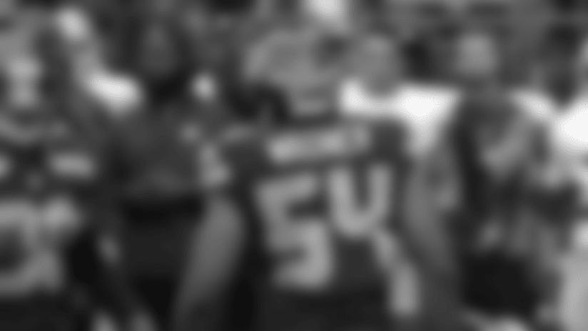 Locker Room Sound vs 49ers: Bobby Wagner's Interception