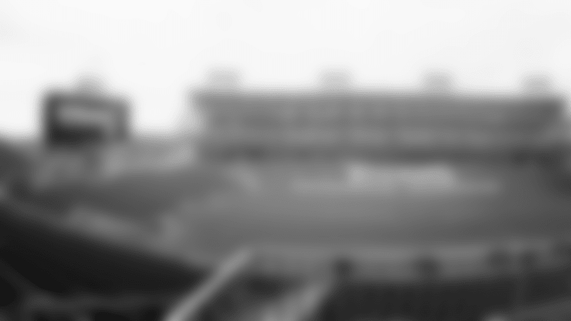 RJ Young Kicks Off 2017 at Nissan Stadium