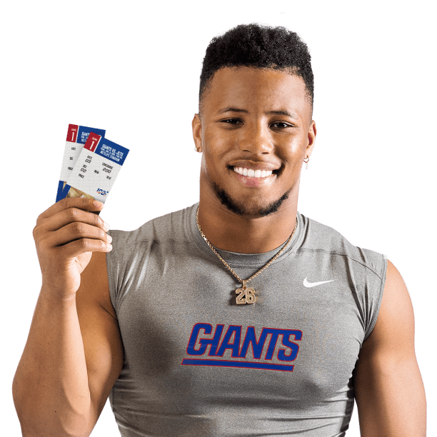 SEE SAQUON IN ACTION