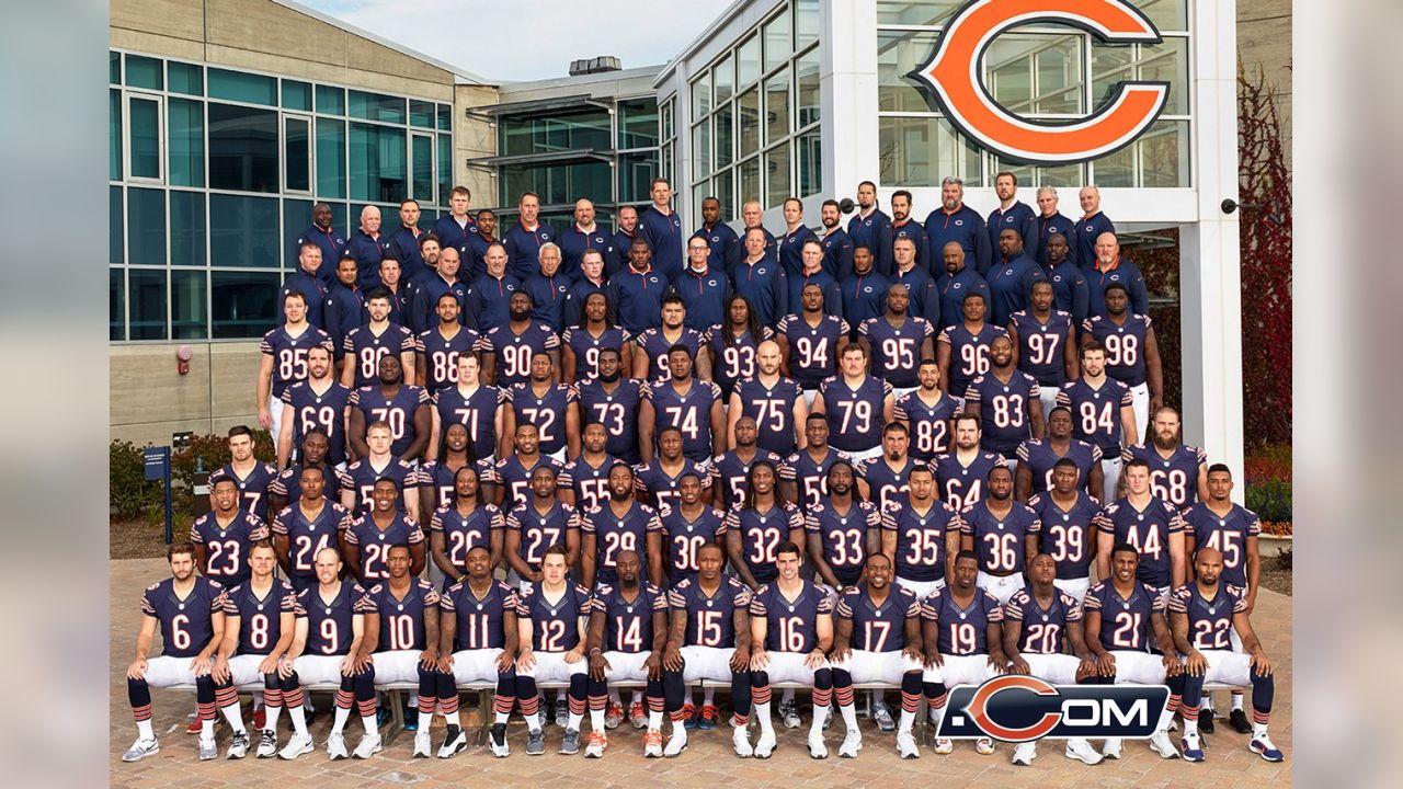 Chicago Bears Team Photos